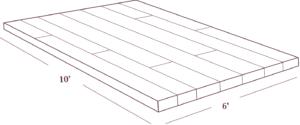 Premium Wide Plank Flooring